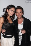 Christiana Leucas Photo - Christiana Leucas and David Faustino at The Oxfam Party At Esquire House LA Private Location Beverly Hills CA 11-18-10