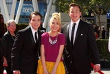 Noah Munck Photo - Nathan Kress Jennette McCurdy Noah Munckat the Primetime Creative Arts Emmy Awards  2013 Arrivals Nokia Theater Los Angeles CA 09-15-13