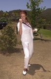 Angie Everhart Photo -  Angie Everhart at the 2nd Annual Surf  Turf Golf Tournament in Malibu 07-24-00