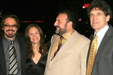 Alan Horn Photo - Robert Downey Jr and Susan Levin with Joel Silver and Alan Hornat the premiere of Kiss Kiss Bang Bang on the opening night of the 9th Annual Hollywood Film Festival Graumans Chinese Theatre Hollywood CA 10-18-05