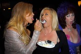 Ginger Lynn Photo - Amber Lynn Ginger Lynn Annie Sprinkleat the Golden Goddesses Book Launch Gala Event Hustler Hollywood West Hollywood CA 11-29-12