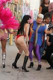 Vampirella Photo - Alicia Ardenthe Hoarding Buried Alive star attends a Dia De Los Muertos After-Halloween Party dressed as Vampirella Los Angeles CA 11-01-15