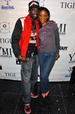 Nadia Turner Photo - Sam Sarpong and Nadia Turnerat the YMI Jeanswear Party and Fashion Show Mood Nightclub Hollywood CA 04-04-06
