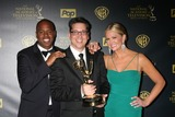 Brad Bessey Photo - Kevin Frazier Brad Bessey Nancy ODell at the 2015 Daytime Emmy Awards Press Room at the Warner Brothers Studio Lot on April 26 2015 in Los Angeles CA Copyright David Edwards  DailyCelebcom 818-249-4998