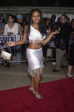 Angell Conwell Photo -  Angell Conwell at the premiere of Columbia Pictures Baby Boy at Loews Cineplex Century City Cinemas 06-21-01
