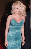 Genesis Photo -  PAM ANDERSON at the 2001 Genesis Awards Beverly Hilton Hotel 03-09-01