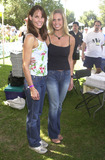 Alexandra Paul Photo -  Alexandra Paul and Natasha Allas at the 2nd Annual Worldfest LA Woodley Park Van Nuys 09-30-01