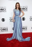Alyssa Campanella Photo - Alyssa Campanellaat the 40th Peoples Choice Awards Arrivals Nokia Theatre Los Angeles CA 01-08-14