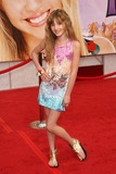 Bella Thorne Photo - Bella Thorne at the Los Angeles Premiere of Hannah Montana The Movie El Capitan Theatre Hollywood CA 04-02-09