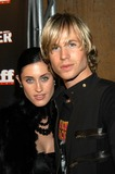 Ashley Parker Photo - Ashley Parker Angel and Tiffany Lynn At Kid Rocks After-Party for the 2003 American Music Awards Forbidden City Hollywood Calif 11-16-03