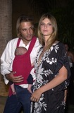 Angela Lindvall Photo - Angela Lindvall Husband William and Son William Dakota at the premiere of United Artists CQ at the Egyptian Theater Hollywood 05-13-02