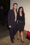 David Lascher Photo - David Lascher and date at the party to celebrate the 100th episode of Sabrina the Teenage Witch in Hollywood 10-23-00