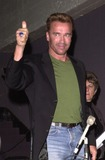 Arnold Schwarzenegger Photo -  Arnold Schwarzenegger at the LA Comic Book Convention to promote the film The 6th Day 11-12-00