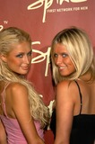 Nicky Hilton Photo - Paris Hilton and Nicky Hilton at The Launch of Spike TV Playboy Mansion Los Angeles Calif 06-10-03