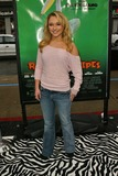 Hayden Panettiere Photo - Hayden Panettiere at the World Premiere of Warner Bros Racing Stripes at the Chinese Theater Hollywood CA 01-08-05