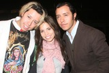 Ally Hilfiger Photo - Carlos Ramirez with Ally Hilfiger and Efren Ramirezat day four of the 2007 Mercedes-Benz Fashion Week Fall Collection Smashbox Studios Culver City CA 03-21-07