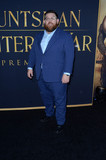 Nick Frost Photo - Nick Frostat the The Huntsman Winters War American Premiere Village Theater Westwood CA 04-11-16