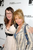 Adria Petty Photo - Adria Petty and Rosanna Arquetteat the MTV Screening of Paris Not France Majestic Crest Theater Westwood CA 07-22-09