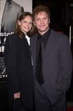 Andrew Stevens Photo -  Andrew Stevens and wife Robyn at the premiere of Warner Brothers Get Carter in Westwood 10-04-00