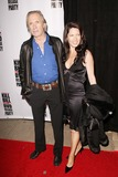 Annie Bierman Photo - David Carradine and Annie Bierman at the Kill Bill Vol 1 Video Release Party at the Playboy Mansion Beverly Hills CA 04-12-04