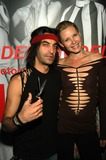 Adam Saaks Photo - LiseLottee and Adam Saaks at the Murder Models Madness Photo Exhibit Featuring photos from The Cult Classic Blow-Up Sponsored by Flaunt and Tanqueray at HQ Gallery Hollywood CA 03-06-03