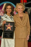 Agnes Nixon Photo - Susan Lucci and Agnes Nixon at Luccis Star on the Hollywood Walk of Fame Induction Ceremony Hollywood CA 01-28-05