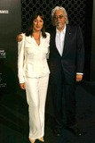 Angelica Huston Photo - Angelica Huston and Robert Graham at the Rodeo Drive Walk Of Style Honoring Tom Ford Rodeo Drive Beverly Hills CA 03-28-04