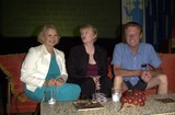 Allison Arngrim Photo - Kathy Garver Allison Arngrim and Ken Osmond at the second day of the Official TV Land Convention Burbank Airport Hilton Burbank CA 08-17-03