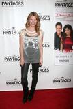 Ashley Hinshaw Photo - Ashley Hinshawat the Donny  Marie Christmas in Los Angeles Opening Pantages Hollywood CA 12-04-12