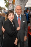 AC Lyles Photo - Cindy Williams and AC Lyles at a special plaque dedication ceremony on the Hollywood Walk of Fame honoring Bob Hope as Citizen of the Century Hollywood CA 04-15-03