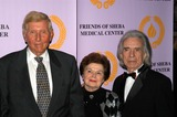 Arthur Hiller Photo - Sumner Redstone and Arthur Hiller and wife Gwen at the Friends of Sheba Medical Center Awards Gala at the Beverly Hilton Hotel Beverly Hills CA 02-06-03
