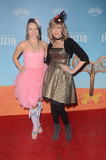 Olga Kay Photo - Olga Kay Angel Andersonat the LUZIA by Cirque du Soleil Los Angeles Premiere Dodger Stadium Los Angeles CA 12-12-17
