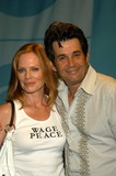 Alan Rosenberg Photo - Marg Helgenberger and husband Alan Rosenberg at The 2003 TCA Summer Press Tour CBS Party Hollywood and Highland Hollywood Calif 07-20-03