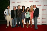 Jessica Jaymes Photo - L-R Mike Horner Kyle Stone Jeff Conway Jessica Jaymes Vicki Lizzie Mary Carey and Maestro Claudioat the Celebrity Pornhab with Dr Screw Premiere Party Les Deux Hollywood CA 06-01-09