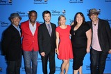 Anastasia Phillips Photo - Luis Antonio Ramos Isiah Whitlock Jr Matt Long Anastasia Phillips Lorraine Bruce Jason Richmanat the DisneyABC Summer 2013 TCA Press Tour Beverly Hilton Beverly Hills CA 08-04-13