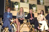 Melanie Griffith Photo - Tracy Griffith Esther Canadas Melanie Griffith and Penelope Cruz at the Sabera Foundation Press Conference helping children and wives in India who have been abandoned CAA Beverly Hills CA 10-10-02
