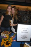 John Holmes Photo - Emily Steele and Dawn Schiller at a signing for Dawn Schillers The Road Through Wonderland Surviving John Holmes Bookstar Studio City CA 08-28-10