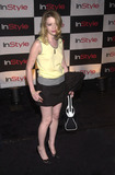 Avant Photo -  NATASHA LYONNE at the InStyle Magazines exhibition of avante-garde artist Bryten Goss work Quixote Studios West Hollywood 06-28-01