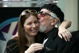 Page Hannah Photo - Page Hannah and Lou Adlerat the Ceremony Honoring Lou Adler with a Star on the Hollywood Walk of fame Hollywood Boulevard Hollywood CA 04-06-06