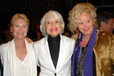 Dee Wallace Stone Photo - Dee Wallace Stone with Carol Channing and Sally Kirklandat the Los Angeles Premiere of Gotta Dance Linwood Dunn Theatre Hollywood CA 08-13-09
