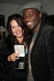 Adewale Akinnuoye-Agbaje Photo - Adewale Akinnuoye-Agbaje and Fileena Bahrisat Showtime Style 2006 Day Two Luxe Hotel Beverly Hills CA 01-15-06