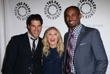 Adam Pally Photo - Adam Pally Elisha Cuthbert and Damon Wayans Jrat the Paley Center For Media Presents An Evening with Happy Endings  Don t Trust the B---- in Apartment 23  Paley Center Beverly Hills CA 10-16-12