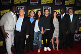 Andre Braugher Photo - Terry Crews Dirk Blocker Joe Lo Truglio Melissa Fumero Andy Samberg Chelsea Peretti Andre Braugher Joel McKinnon Millerat An Evening With Brooklyn Nine Nine LACMA Los Angeles CA 05-07-15