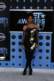 Ajiona Alexus Photo - Ajiona Alexusat the BET Awards 2017 Microsoft Theater Los Angeles CA 06-25-17
