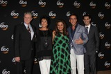 Andrew Leeds Photo - LOS ANGELES - JUL 15  Sam McMurray Terri Hoyos Cristela Alonzo Carlos Ponce Andrew Leeds at the ABC July 2014 TCA at Beverly Hilton on July 15 2014 in Beverly Hills CA