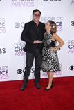 Andrea Barber Photo - Bob Saget Andrea Barberat the 42nd Annual Peoples Choice Awards Arrivals Microsoft Theater Los Angeles CA 01-18-17