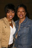 Taraji P Henson Photo - Taraji P Henson and her mom at the premiere of the Sony Pictures Classics Baadasssss at the Egyptian Theater Hollywood CA 05-25-04