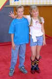 Cayden Boyd Photo - Cayden Boyd and Jenna Boyd at the World Premiere of Disneys Home On The Range in the El Capitan Theatre Hollywood CA 03-21-04