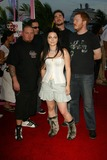 Amy Lee Photo - Amy Lee and Evanescence at the 2004 MTV Video Awards Arrivals American Airlines Arena Miami FL 08-29-04