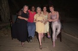 Mariette Hartley Photo -  Tyne Daly Earnestine Phillips Herta Ware Wendie Malick and Mariette Hartley at The Strength of Women at the Will Geer Theatricum Botanicum 08-19-00
